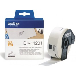 Etykiety Brother DK-11201, 29mm x 90mm,