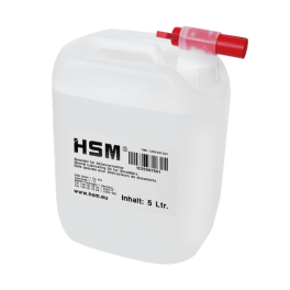 Specjalny olej HSM do niszczarek - 5l