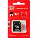 Karta microSDHC 32GB kl. U1 + adapter