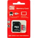 Karta microSDHC 64GB kl. U1 + adapter