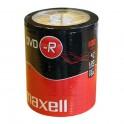 Płyty DVD-R MAXELL 4,7GB 16x SZPINDEL 100