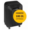 Fellowes LX201 czarna + ZWROT 100 zł od Fellowes