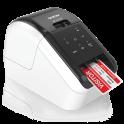 BROTHER QL-810W dwukolorowa drukarka etykiet QL810W, polska dystrybucja, 3 lata gwarancji